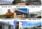 宇都宮市中岡本 売地 買い物が便利 【学区】岡本北小学校